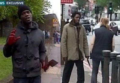 Woolwich John Wilson Street 'Beheading' Photos: Men Attacked 'Soldier' with Machete