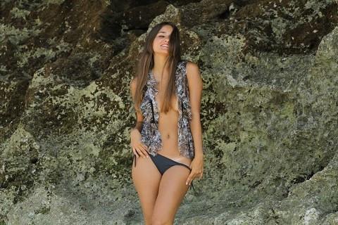 Brazilian Catarina Migliorini  agreed to swell her virginity in the original film
