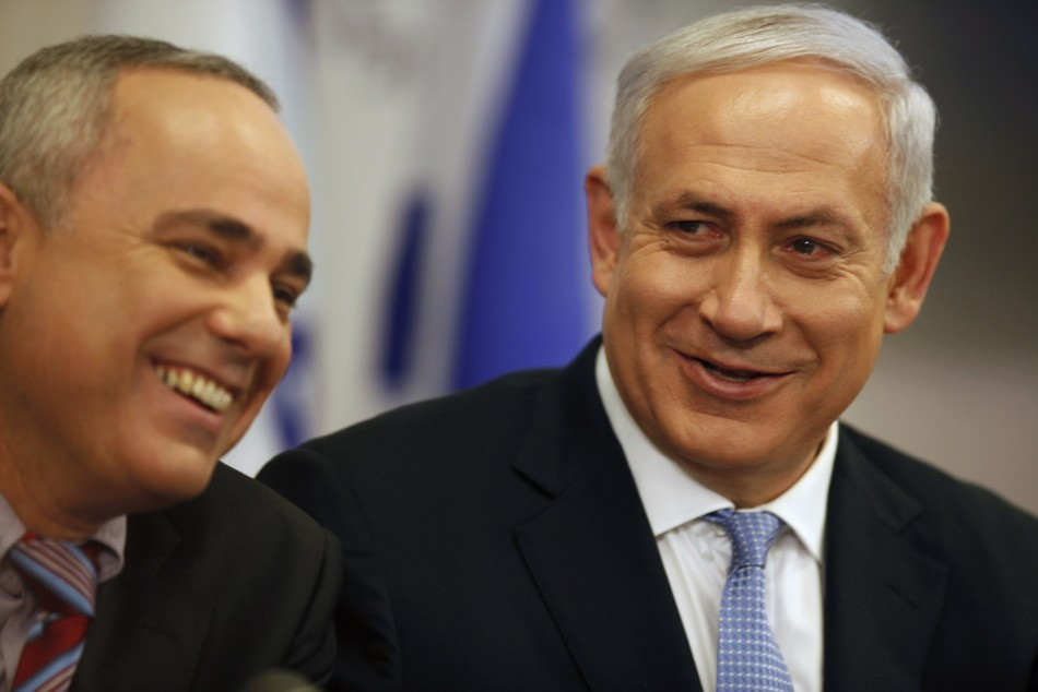 Netanyahu  Steinitz