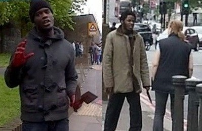 Two men have been arrested in connection with the Woolwich attack