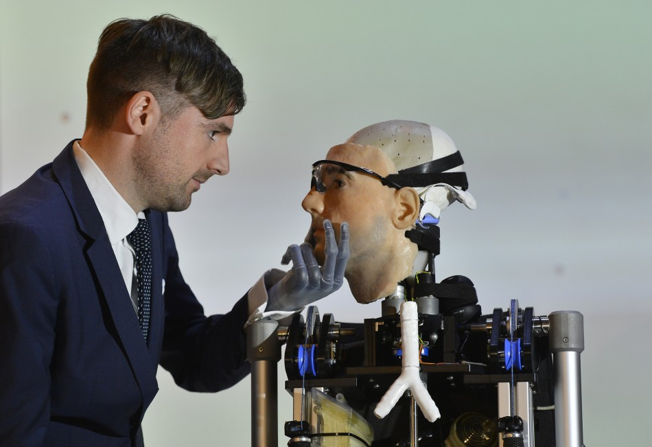 Bertolt Meyer's Bionic Man