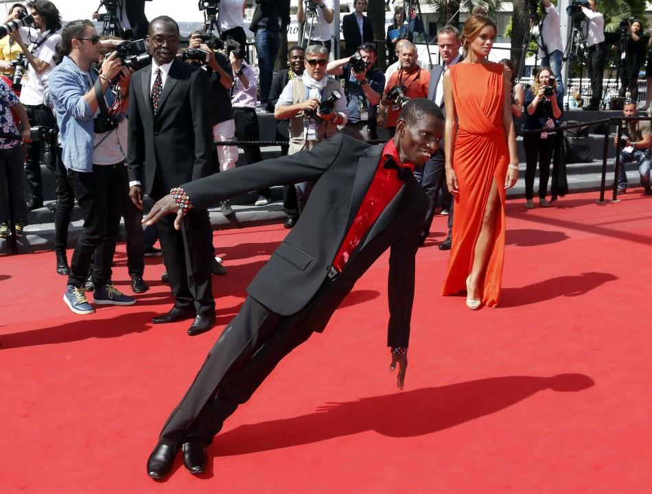 Cannes Film Festival 2013 Eva Longoria Jessica Hart