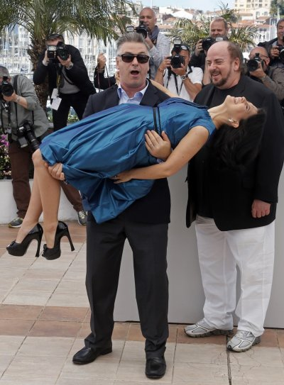 Cannes Film Festival 2013 Candid Moments