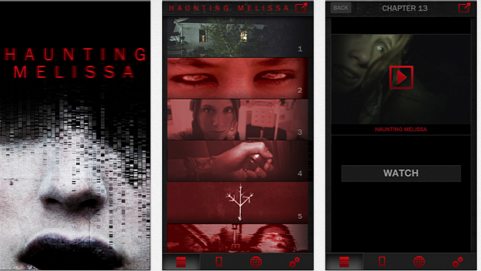 best iphone apps of the week haunting melissa