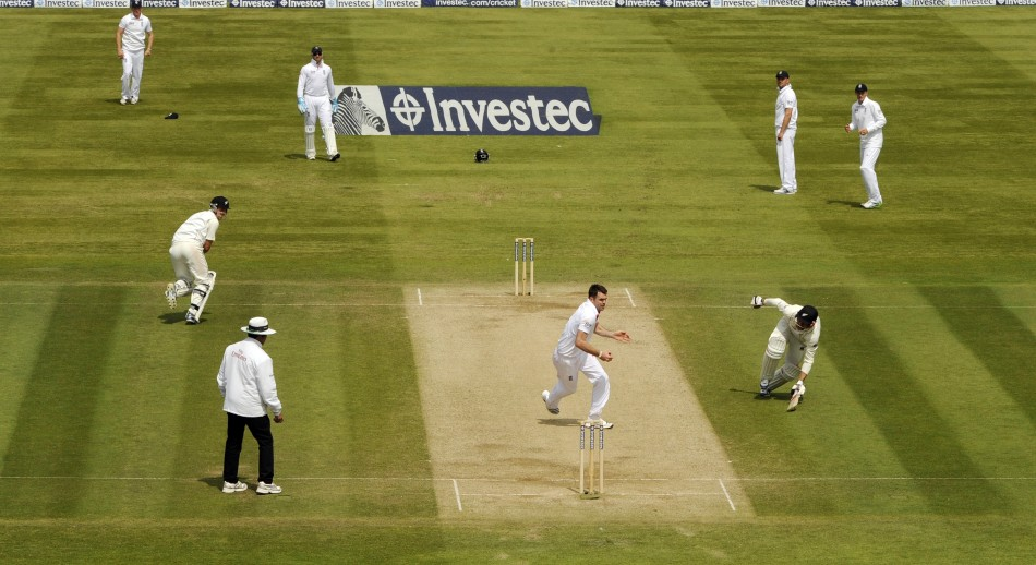 England v New Zealand, First Test at Lord's