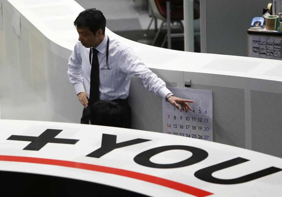 Japanese stocks rebound