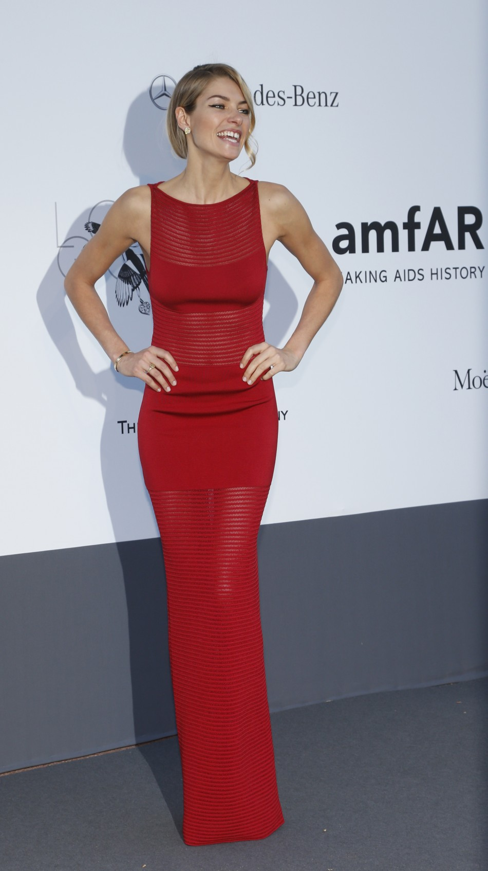 Cannes Film Festival 2013 Celebrities on Red Carpet for amfAR event