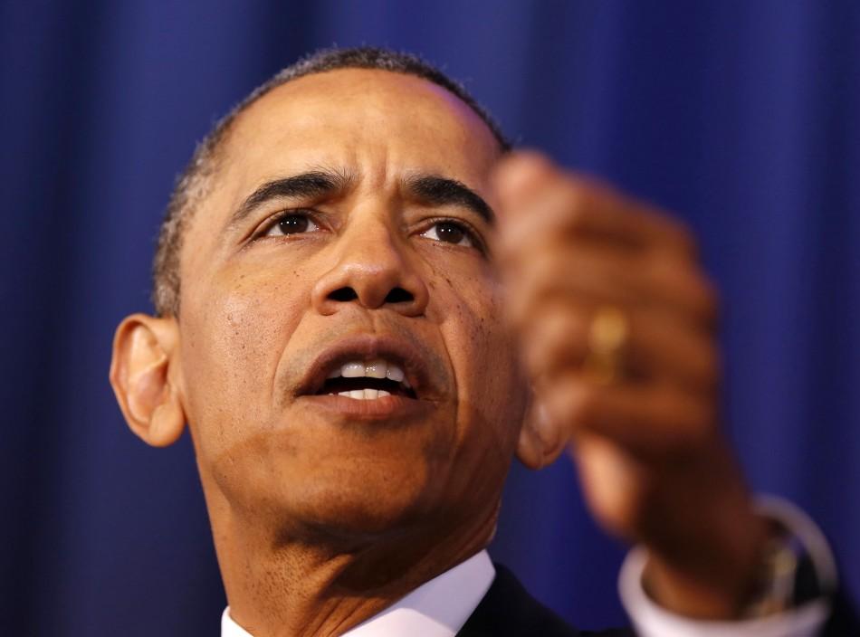 Barack Obama on drone attacks