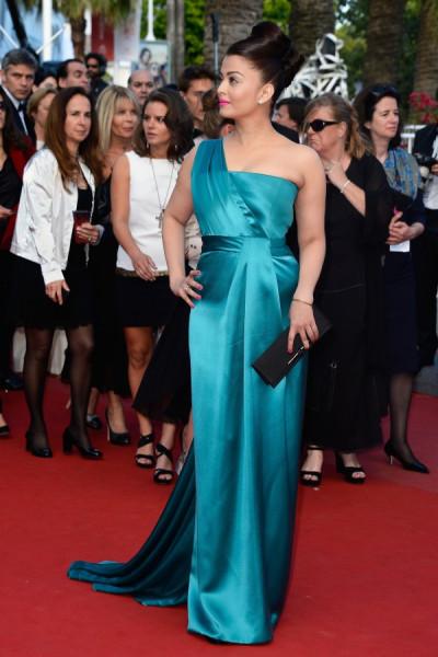 Cannes Film Festival 2013Aishwarya Rai at Red Carpet Look