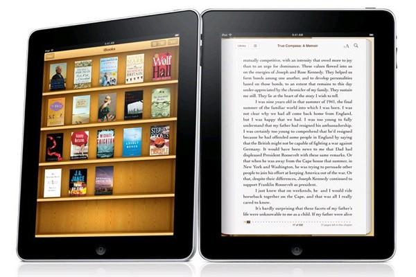 Apple Ebook Price Fixing