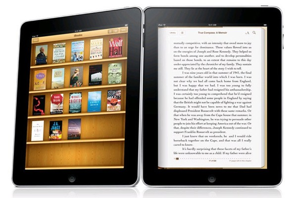 Apple Ebook Price Fixing