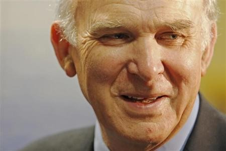 Vince Cable, UK Business secretary speaks with IBTimes UK exclusively (Photo: Reuters)
