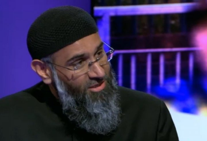 Anjem Choudary on Newsnight, last night