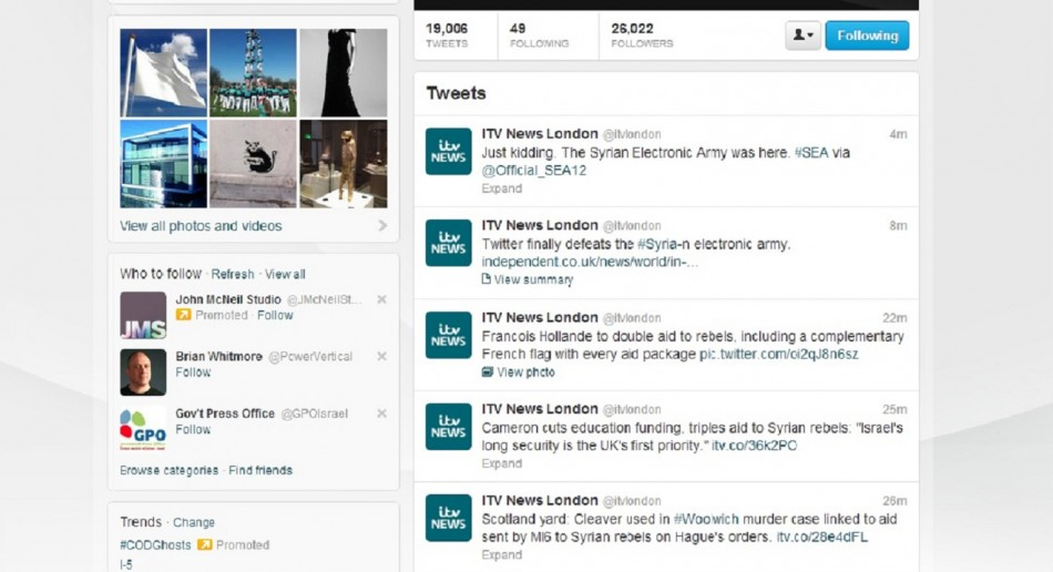 SEA ITV Hack