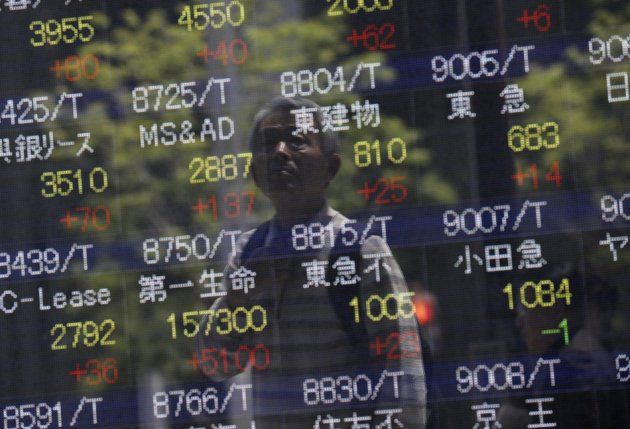 Asian investors are exercising caution