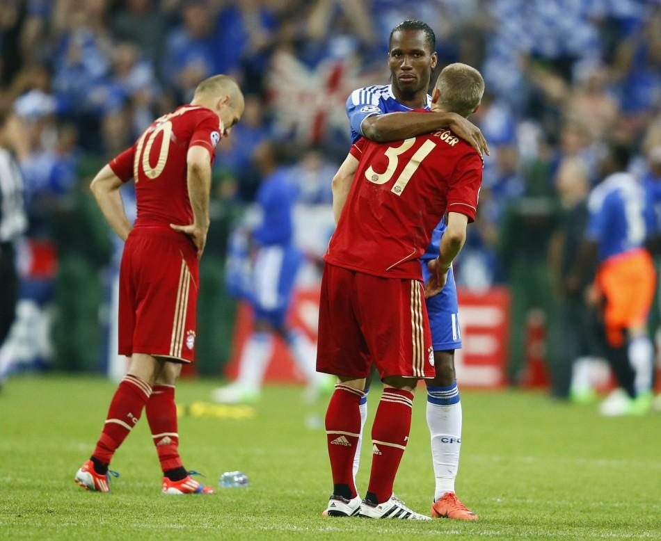 Bayern Chelsea