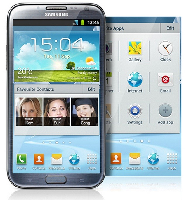 Move Over Samsung Galaxy Note 2, Note 3 Arriving in September?