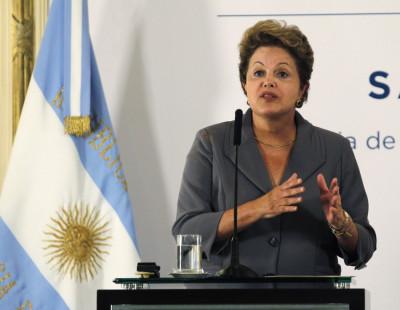 Brazils President Dilma Rousseff