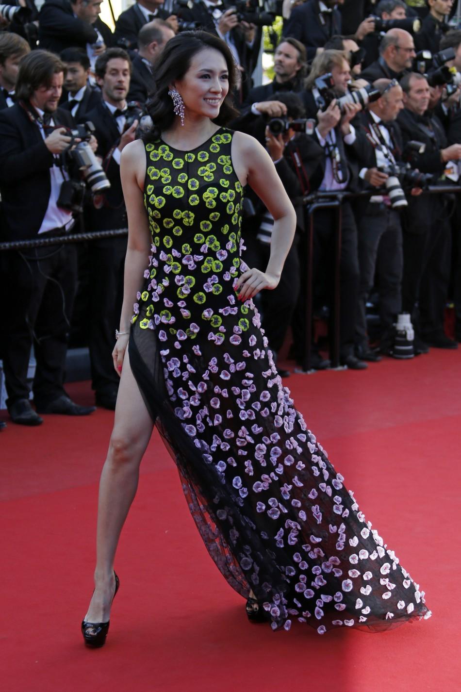 Cannes Film Festival 2013 Closing Ceremony Nicole Kidman