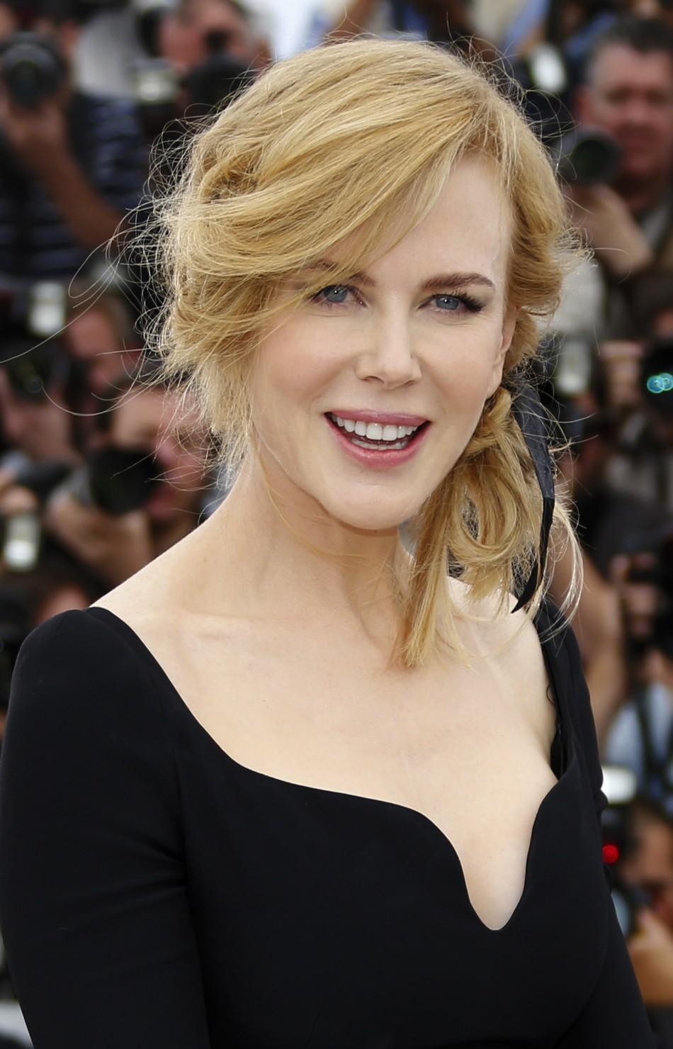 Nicole Kidman wearing an Alexander Wang LBD
