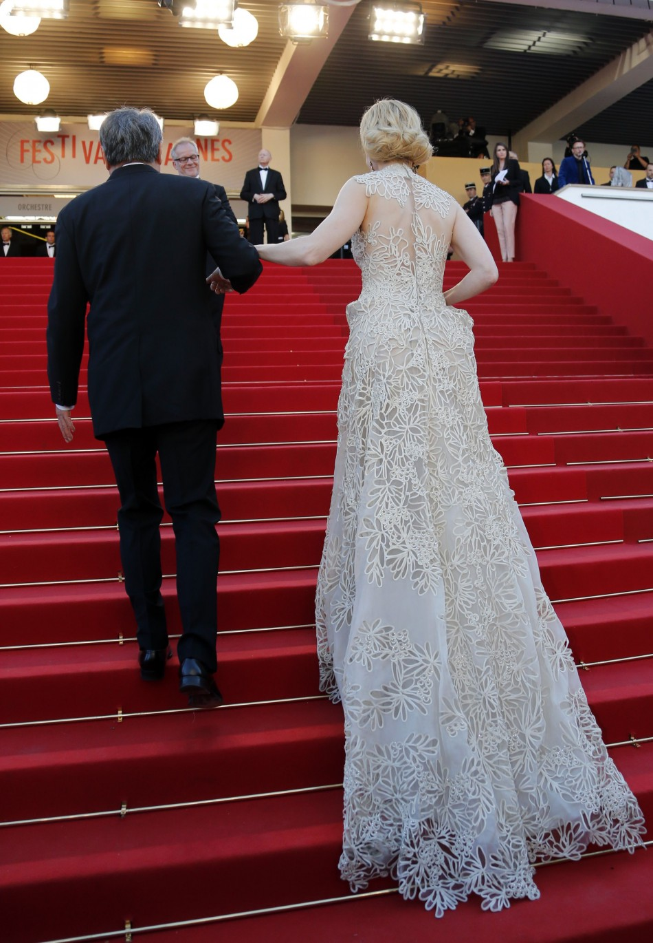 The Best Dressed At CannesNicole Kidman