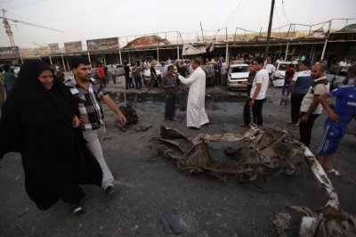 Iraq bombings