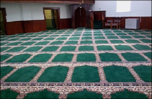 A picture of the Grimsby Islamic Cultural Centre, where the attack took place