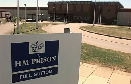 Full Sutton is a maximum security prison which holds some of the most dangerous inmates in the country