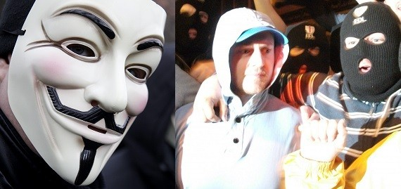 Anonymous has launched an operation against Tommy Robinson's EDL (Reuters/IB Times)