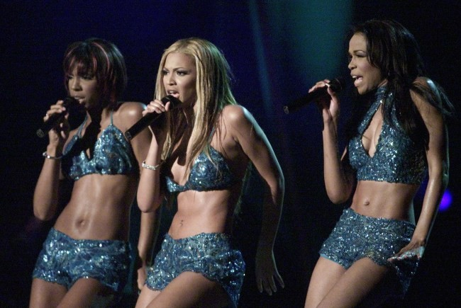 Destiny's Child Reunite for Kelly Rowland's You've Changed ...