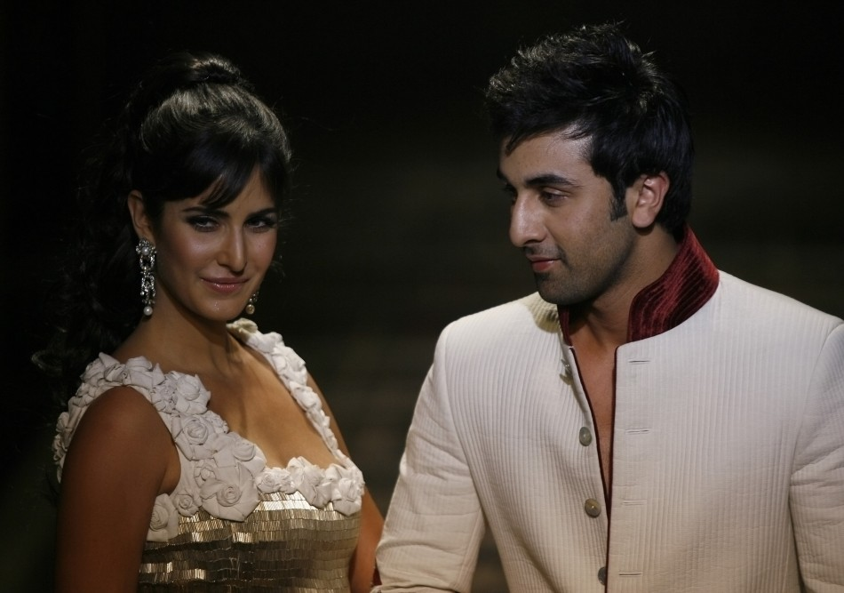 Ranbir Kapoor and Katrina Kaif