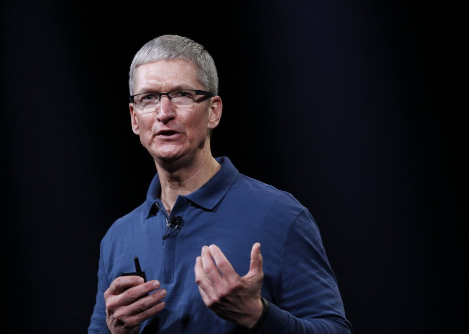 Tim Cook US order