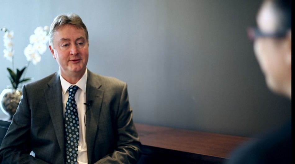 Patrick Cheetham, chairman, Tertiary Minerals (Photo: IBTimes UK)