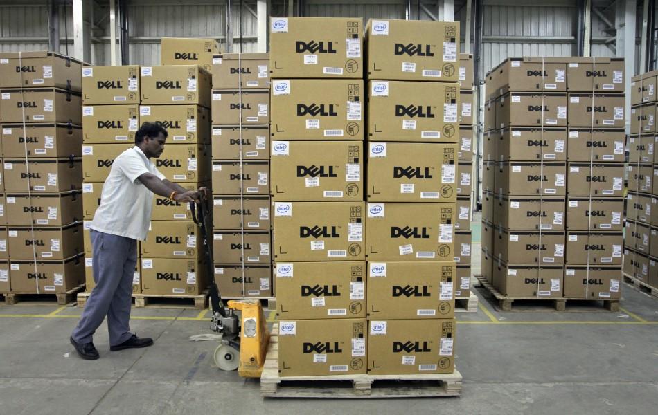 Computer shipments