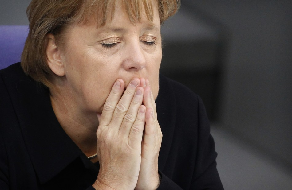Angela Merkel (Photo: Reuters)