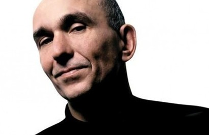 Curiosity and Godus creator Peter Molyneux.