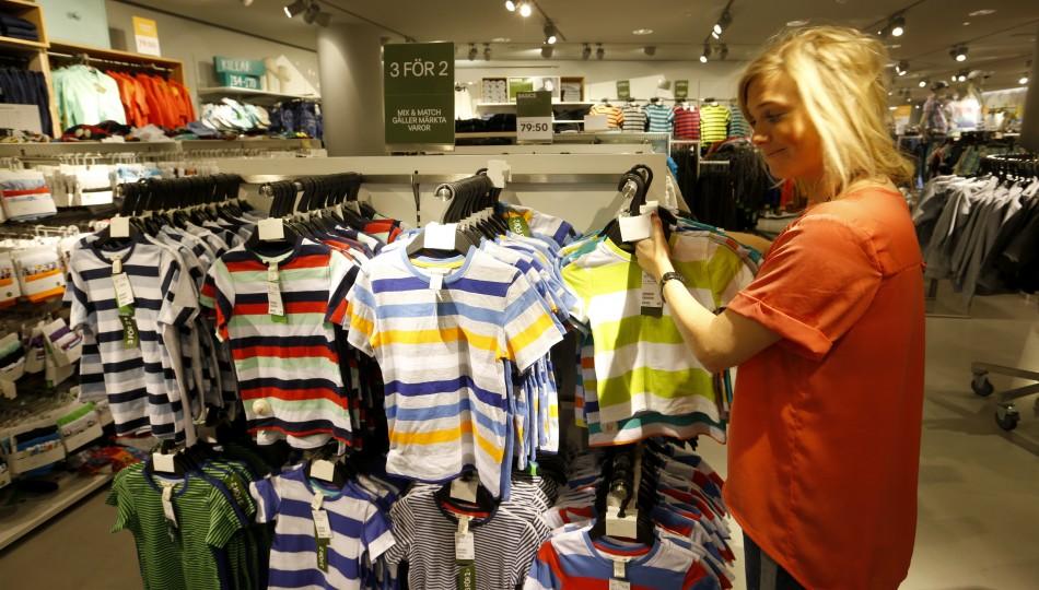 Sweden's economy grew in Q1, 2013