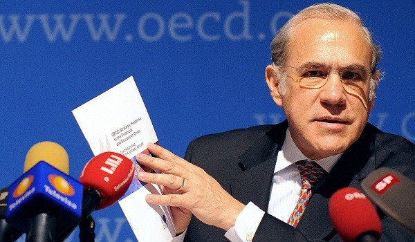 Angel Gurria- Secretary-General of the OECD