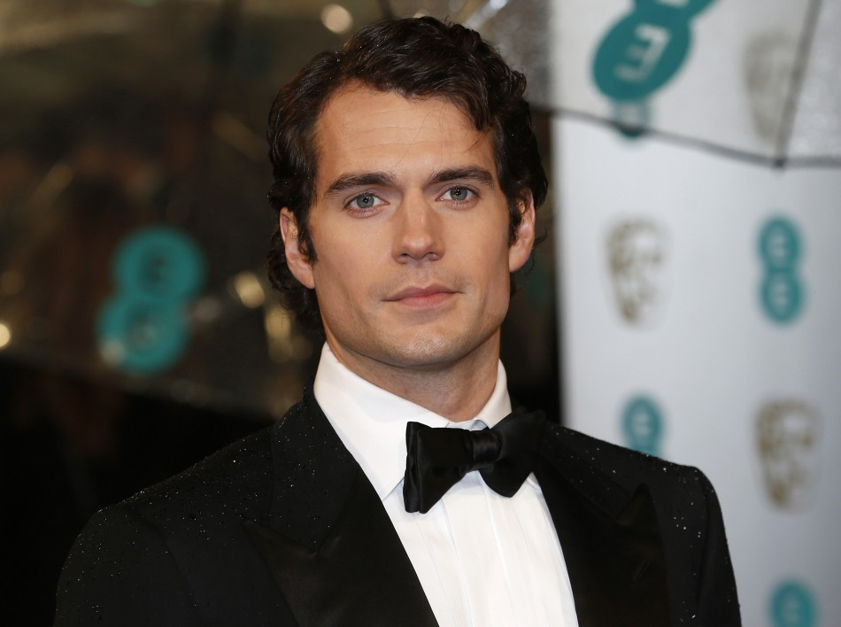 'Man of Steel' Henry Cavill for 'Fifty Shades of Grey' as Christian Grey or 'Gone Girl' as Nick Dunne?