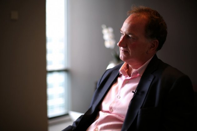 Jim Williams, CEO at Arian Silver (Photo: IBTimes UK)