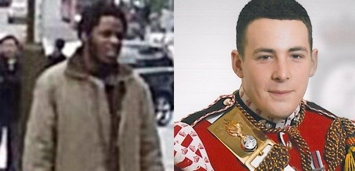 Michael Adebowale is accused of murdering Drummer Lee Rigby in Woolwich