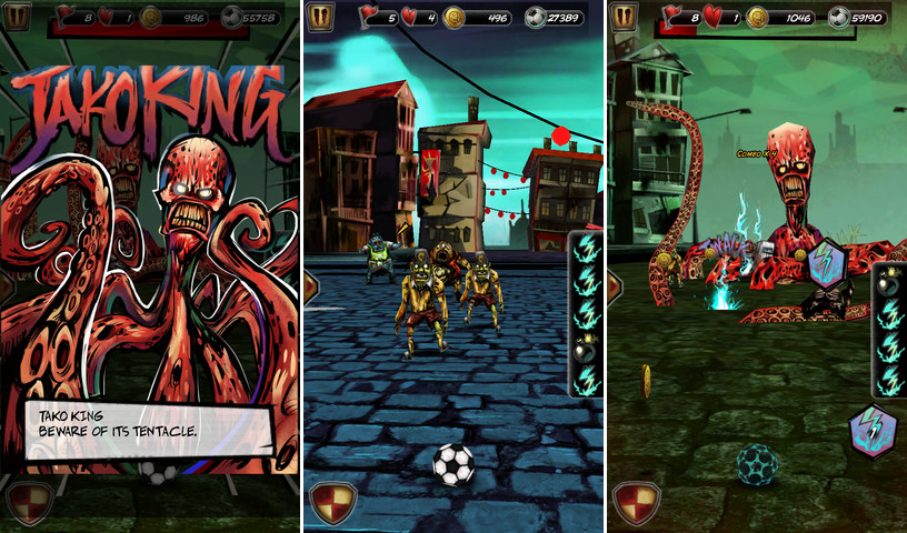 Best Android Apps Undead Soccer