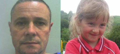"Mark Bridger previously admitted he ""probably"" killed the five-year-old, but  does not remember where her body is"