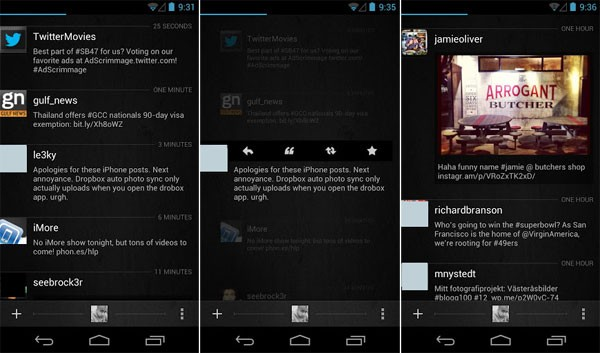 best android apps carbon