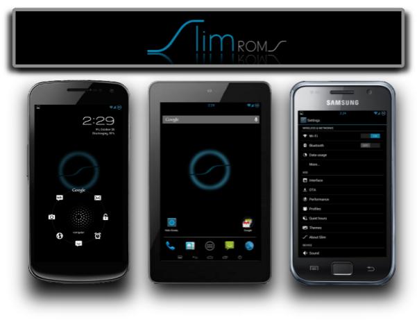Nexus 7 (Wi-Fi) Gets Android 4.2.2 Jelly Bean via SlimBean Build 5.7 ROM [How to Install]