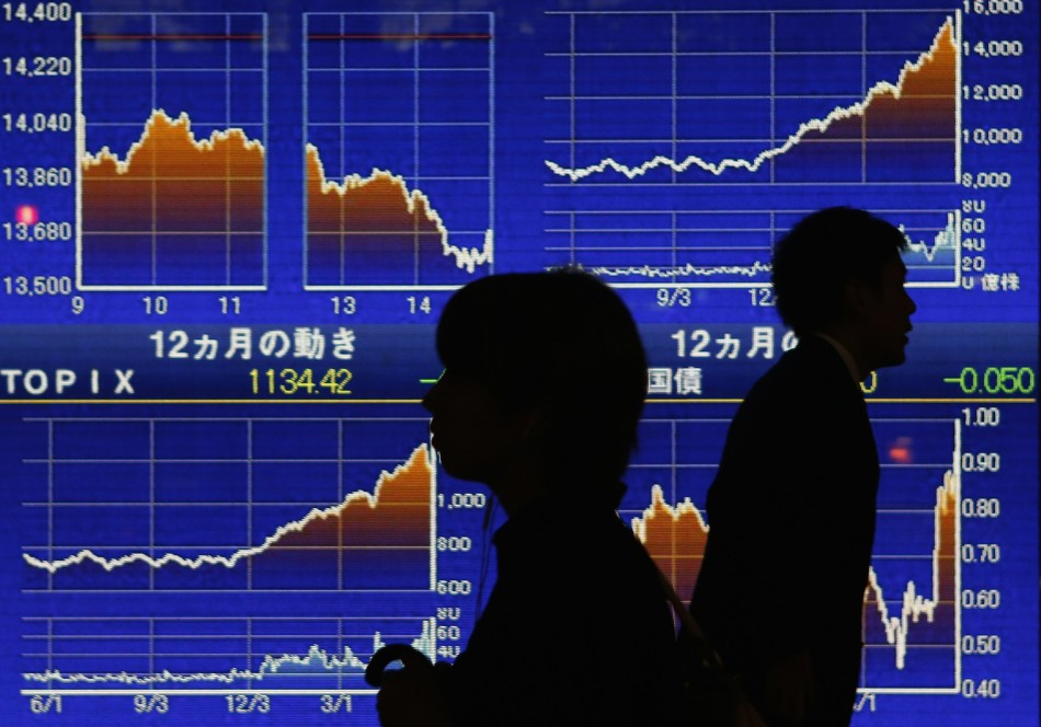Asia upbeat on tepid US economic data