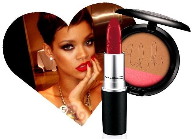 Rihanna's RiRi Woo Lipstick