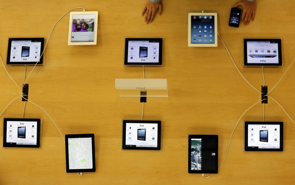 Apple's iPad devices