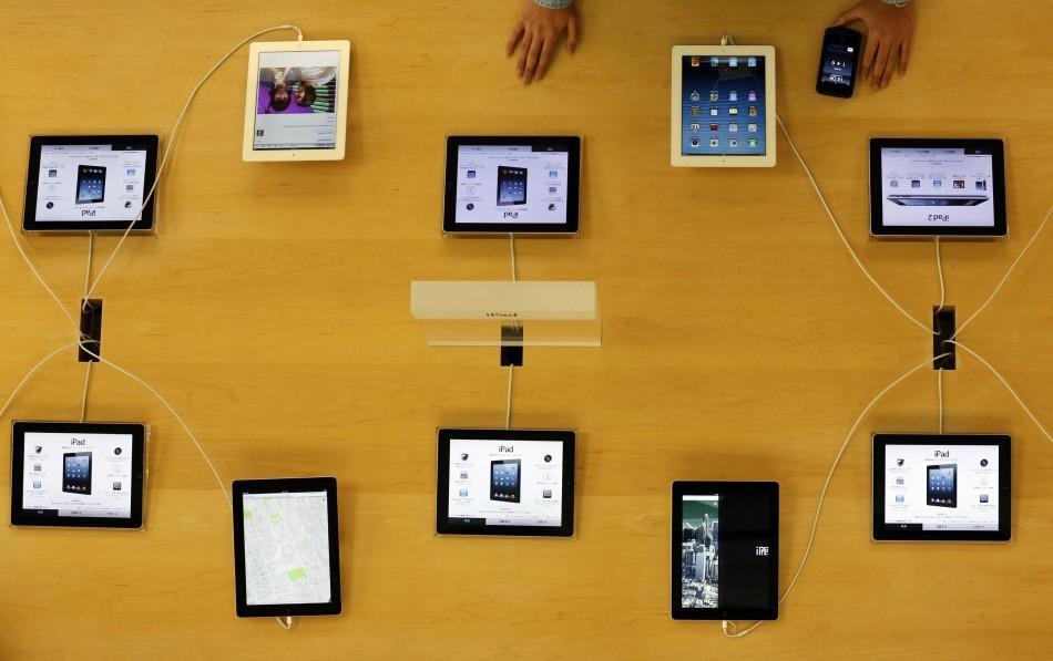 Apple's iPad devices