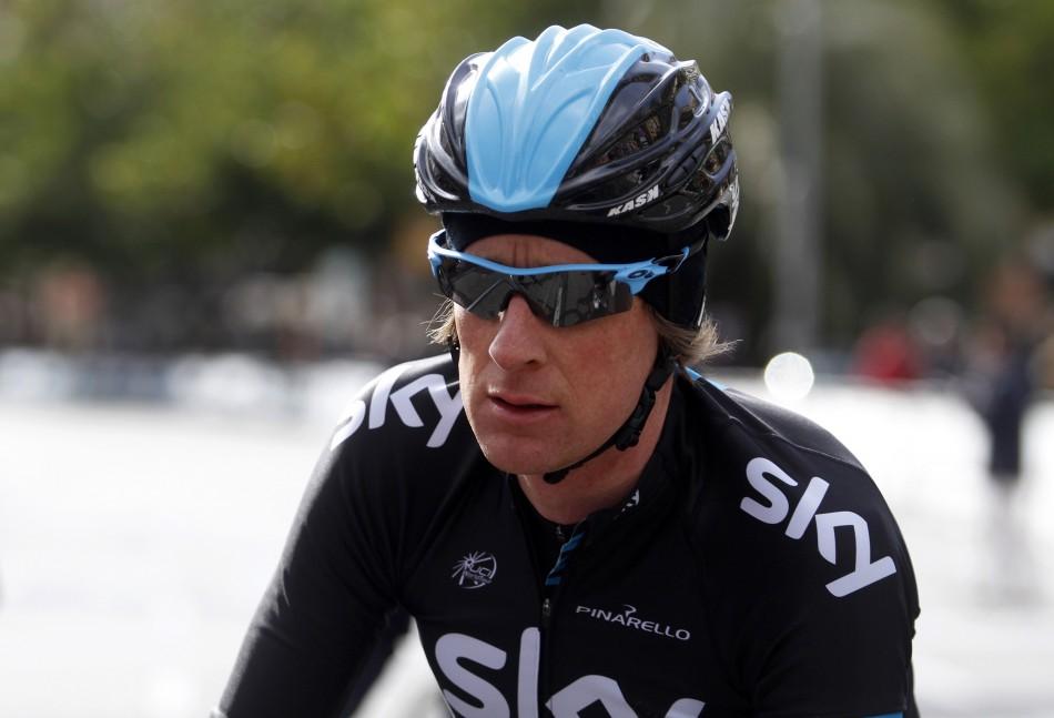 Sir Bradley Wiggins [Team Sky]